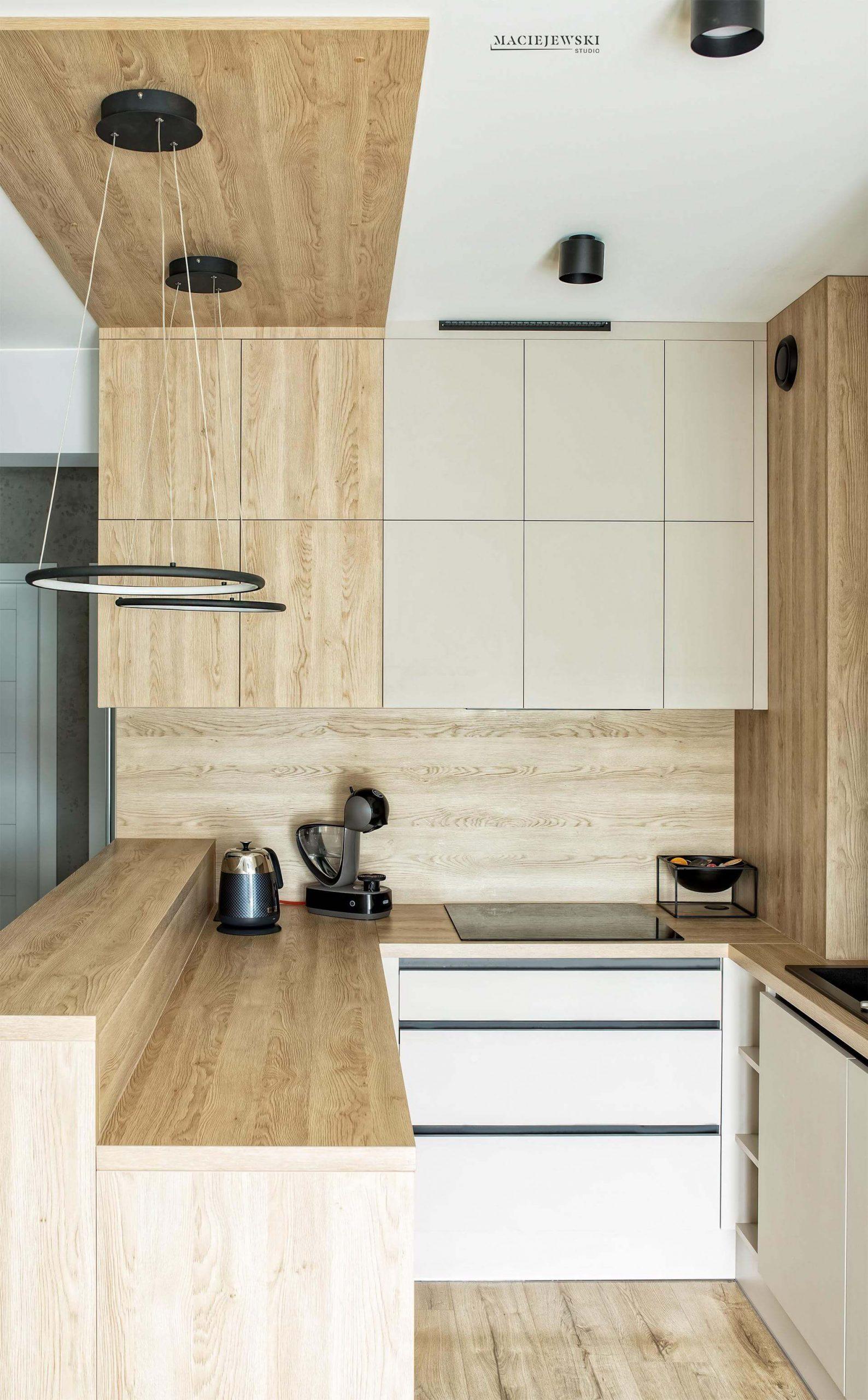 Maciejewski Studio - projekt kuchni